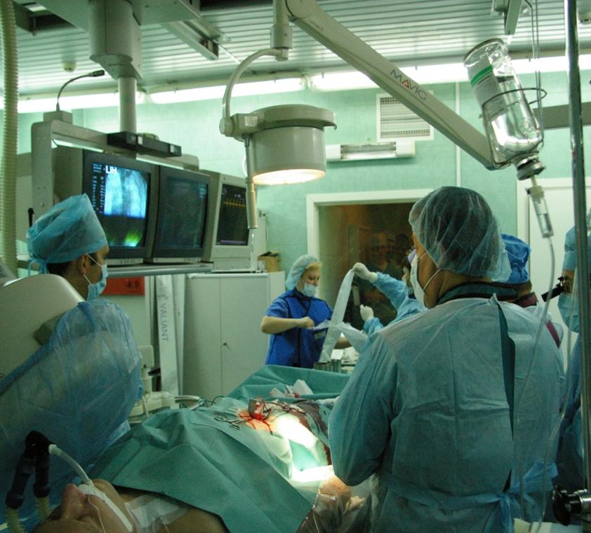 Гинекология оперативная клиника